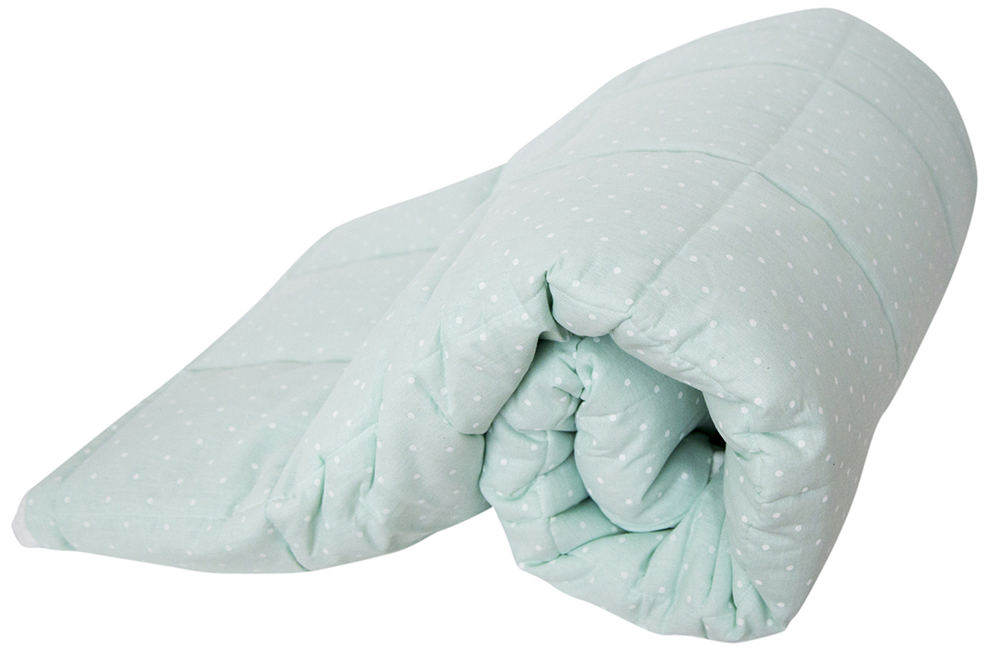 Одеяло Baby Nice Хлопок-бамбук стеганое 105х140 см недорго, оригинальная цена