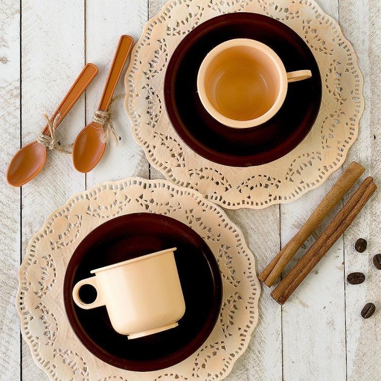 Фото - Посуда и наборы продуктов РосИгрушка Игровой набор посуды РосИгрушка «Чайная пара Милк» 6 пр. набор школьниика barbie