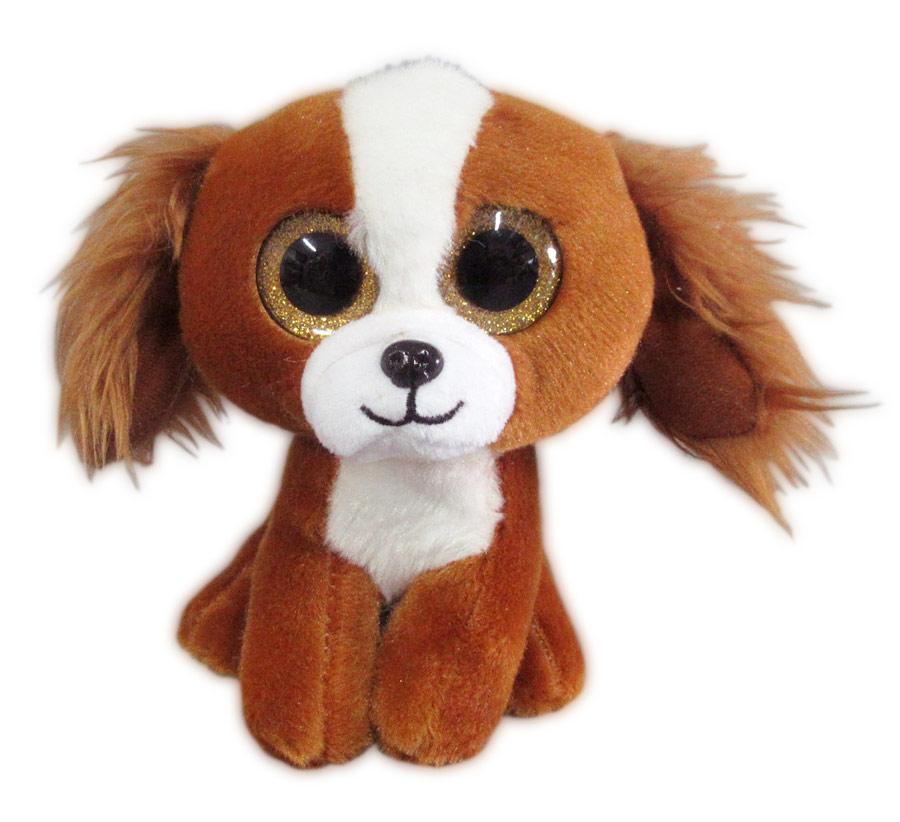 Мягкая игрушка ABtoys Собачка мягкая игрушка собачка породы шпиц гиджет