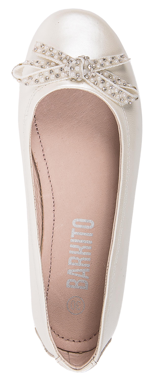 Туфли Barkito Туфли для девочки Barkito, белые кан длинные тренды корейский досуг студент спортивные белые туфли черный белый 283112008 39 метров