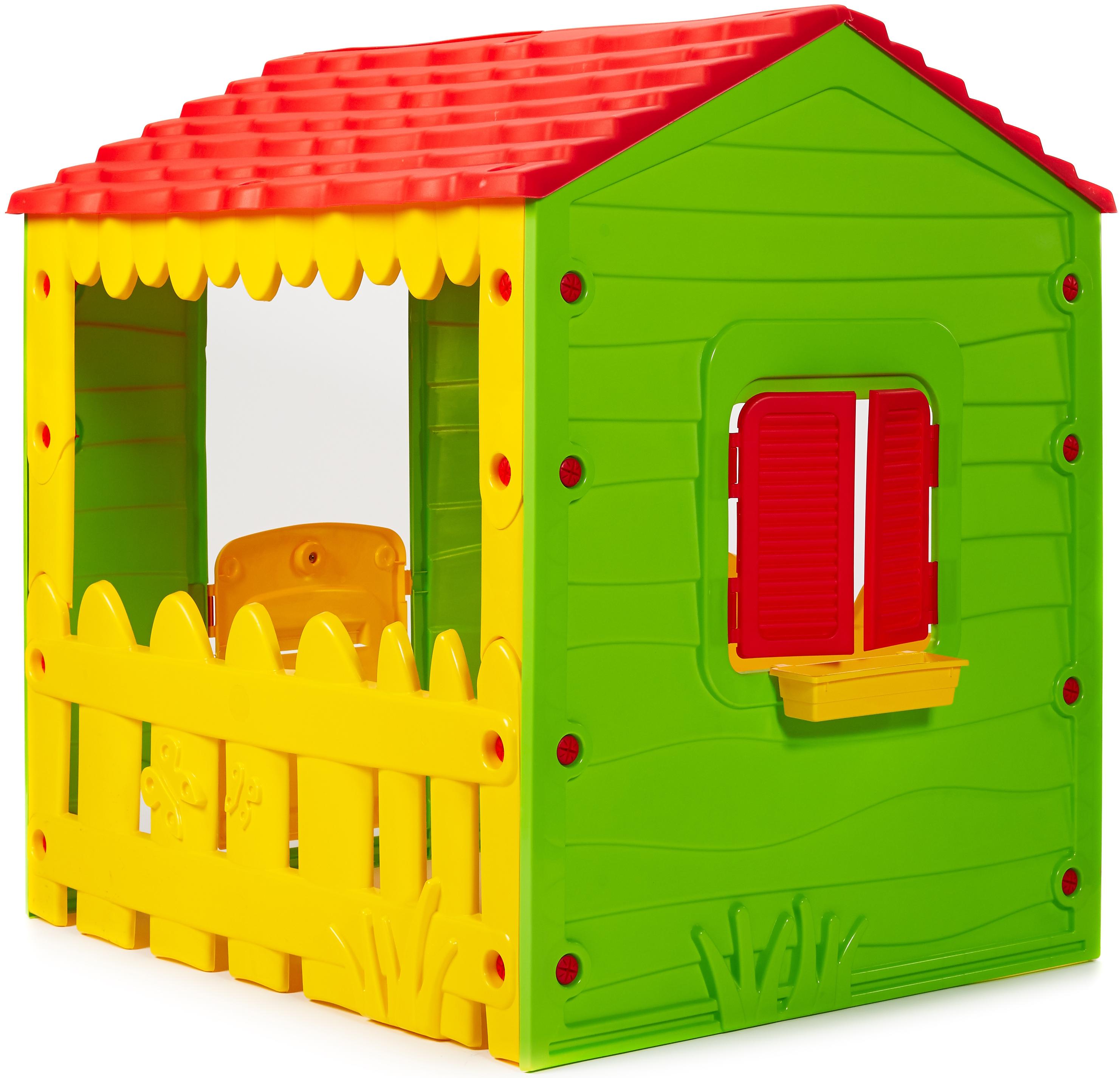 Горки и домики STARPLAST Игровой домик Starplast (69-560) палатки домики babydomiki игровой домик english shcool