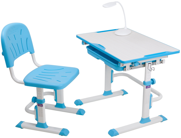 Столы и стулья Cubby Комплект Cubby Парта и стул-трансформеры Lupin WB