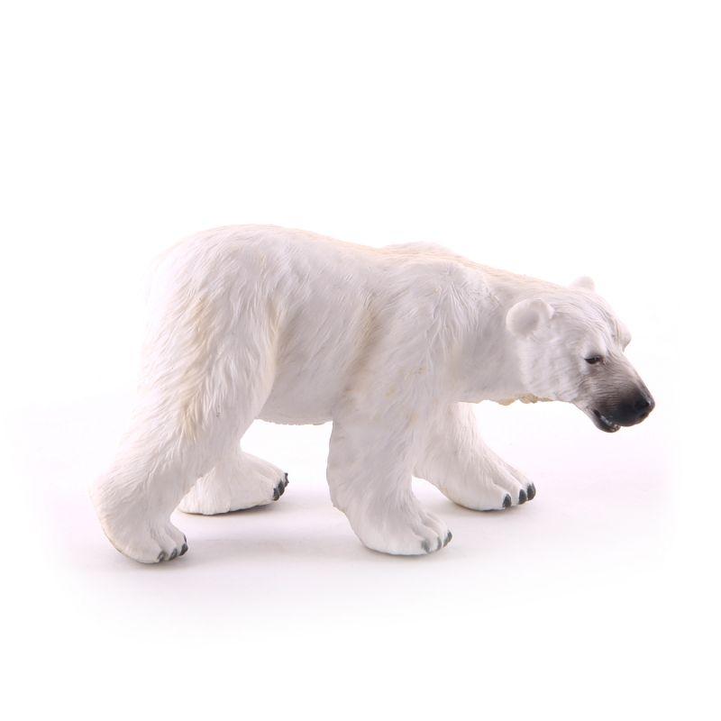 Фигурки животных Collecta Полярный медведь 11 см цена