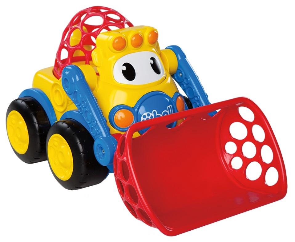 Oball Погрузчик развивающие игрушки oball мячик на присоске