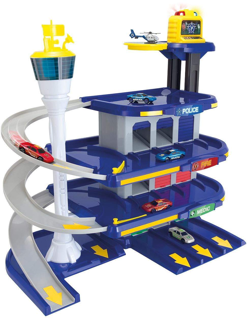 HTI Игровой набор Teamsterz HTI «Центр Спасательной службы»