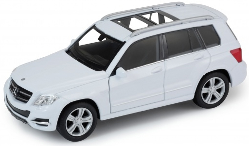 Машинки и мотоциклы Welly Модель машины Welly «Mercedes-Benz GLK» 1:34-39 машинка welly 1 32 mercedes benz glk 39889 page 2