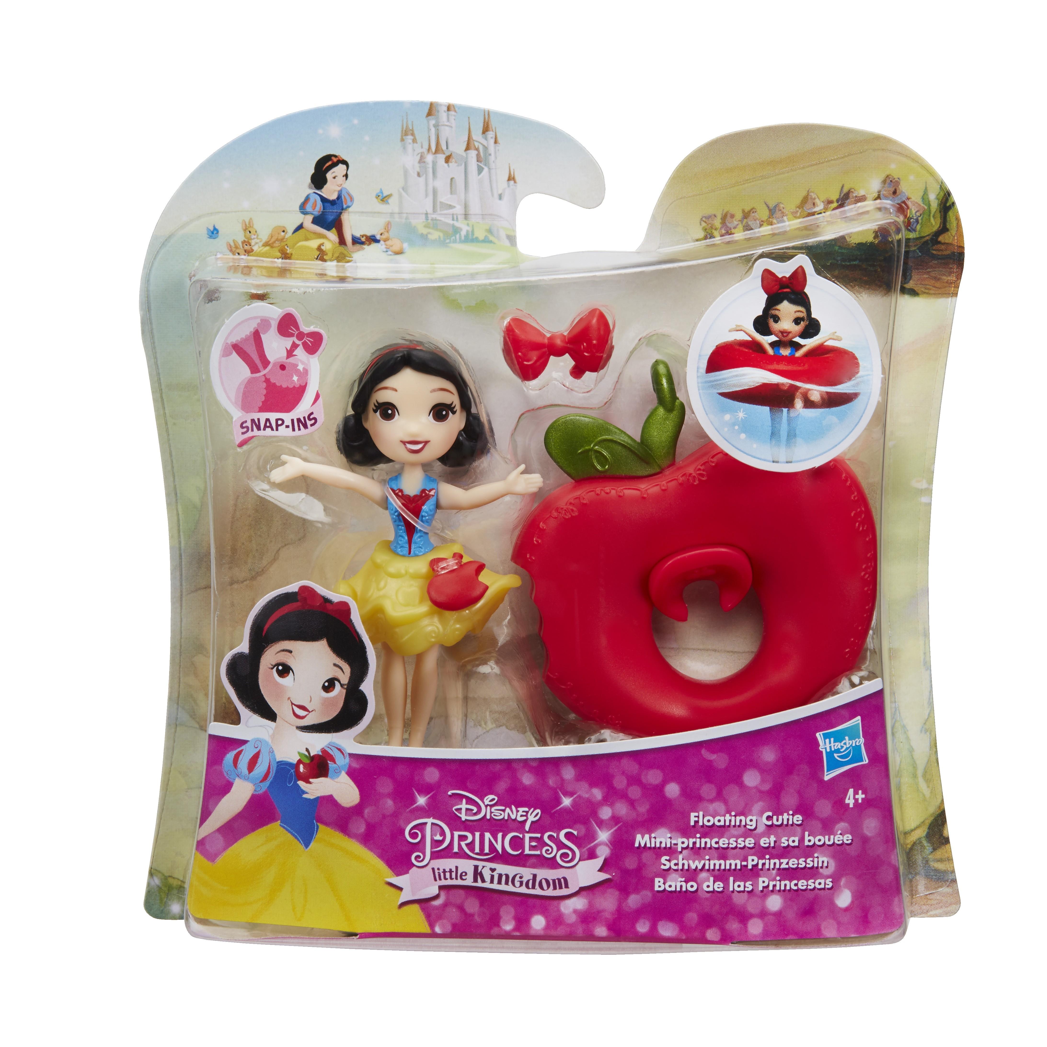 Кукла Hasbro Маленькая кукла принцесса плавающая на круге disney princess disney princess маленькая кукла принцесса плавающая на круге