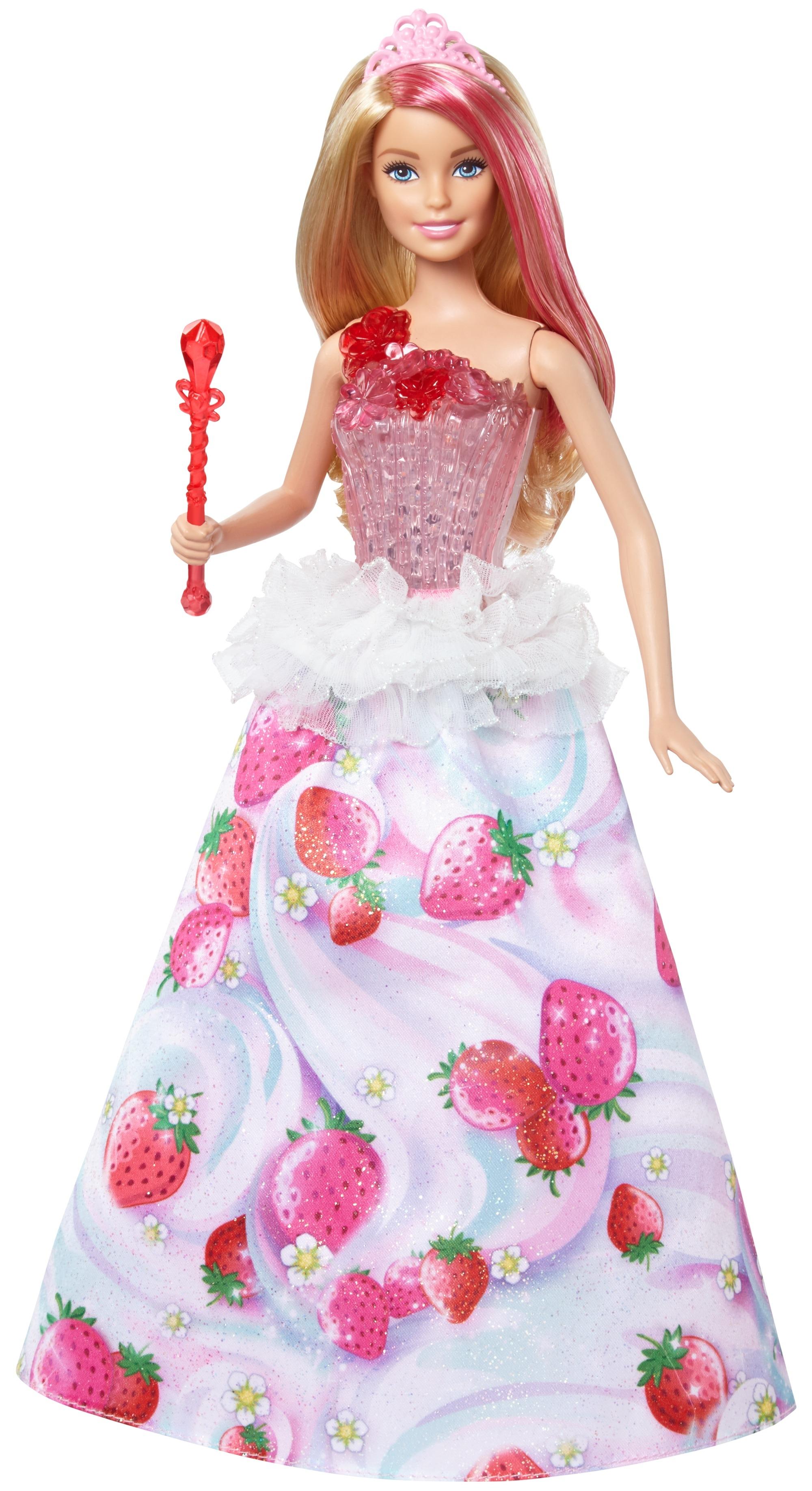 Barbie Barbie Конфетная принцесса barbie принцесса и поп звезда