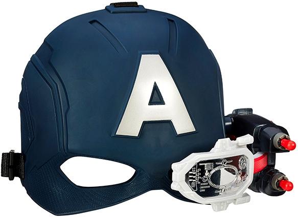 Купить Avengers, Электронный шлем Капитана Америки. Первый мститель, Китай