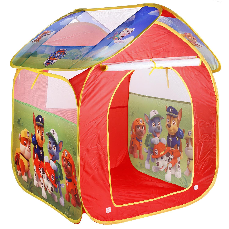 Палатка игровая Играем вместе Щенячий патруль