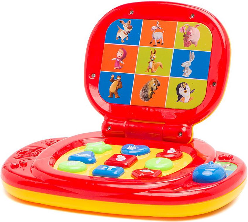 Развивающая игрушка Маша и Медведь Маша и медведь - Мой первый компьютер