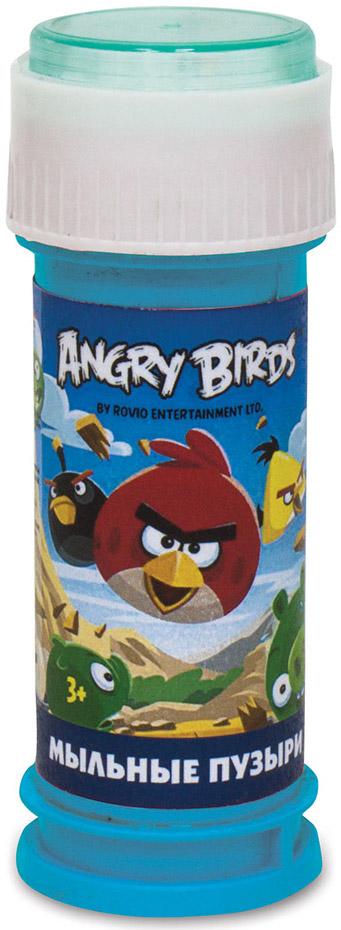 Мыльные пузыри 1toy Angry Birds classic мыльные пузыри 1toy angry birds classic 50 мл