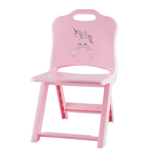 Столы и стулья ПолимерБыт Стул Полимербыт «Nice» раскладной розовый