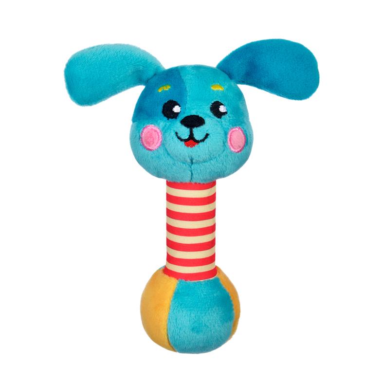 Погремушки Жирафики Щенок со звуком подвесные игрушки roxy тигренок гигл со звуком