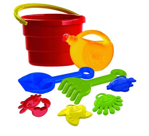 Фото - Набор Пластмастер Пляж игры и игрушки в дорогу пластмастер подвеска на коляску пластмастер конфетка