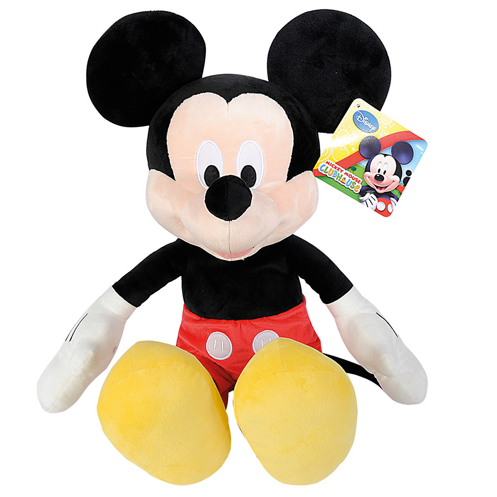 Мягкая игрушка Nicotoy «Микки Маус» 25 см цена