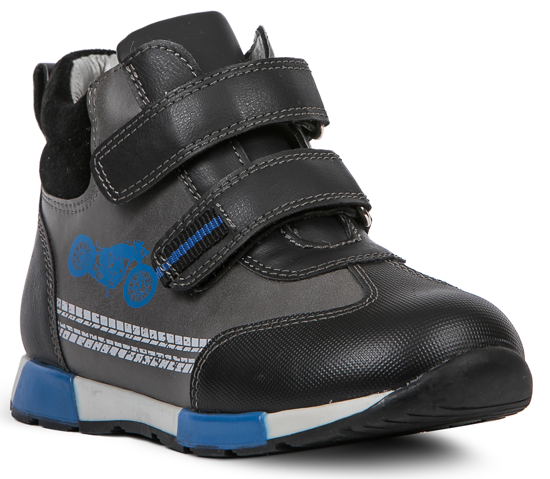 Ботинки для мальчика Barkito KRW18202 ботинки для мальчика barkito krw18202