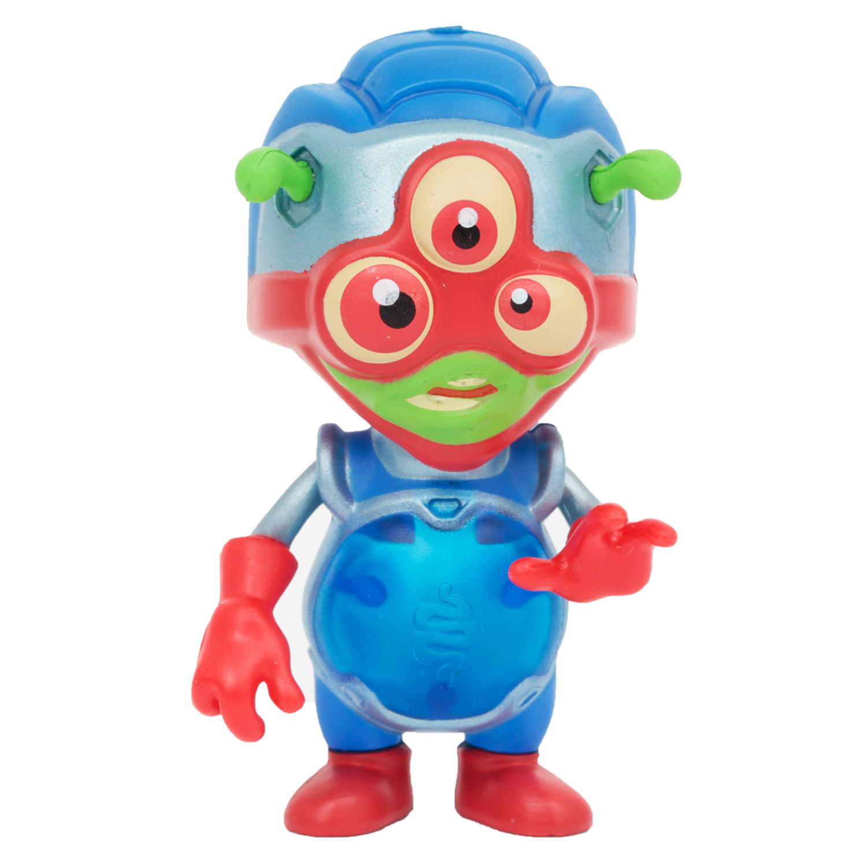 Фигурки героев мультфильмов Exogini Blinkin в блистере сувенир ohmypeter значок деревянный цветной peter hi в блистере omp40081