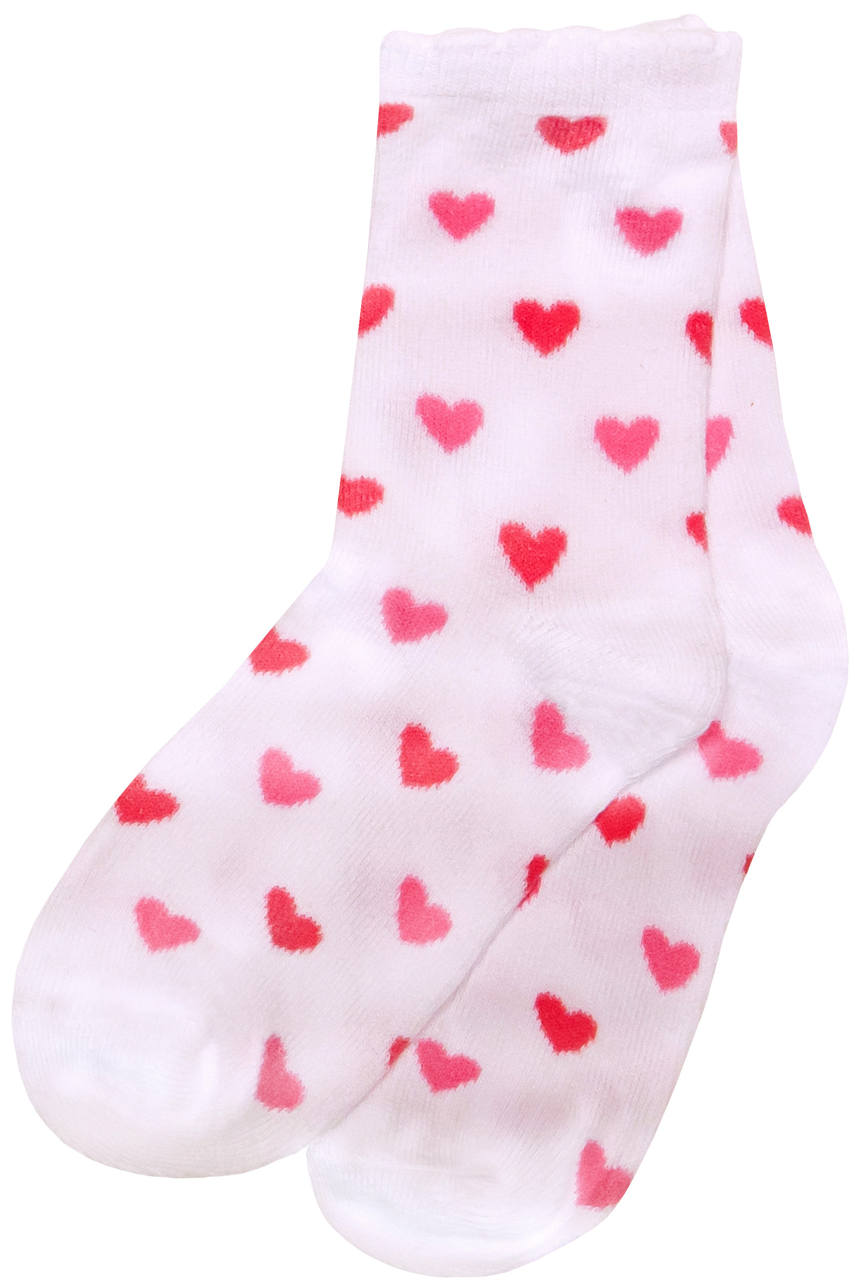 Носки Barkito Носки для девочки Barkito, 3 пары, белые, белые с рисунком в полоску, белые с рисунком носки махровые для мальчика barkito белые с рисунком
