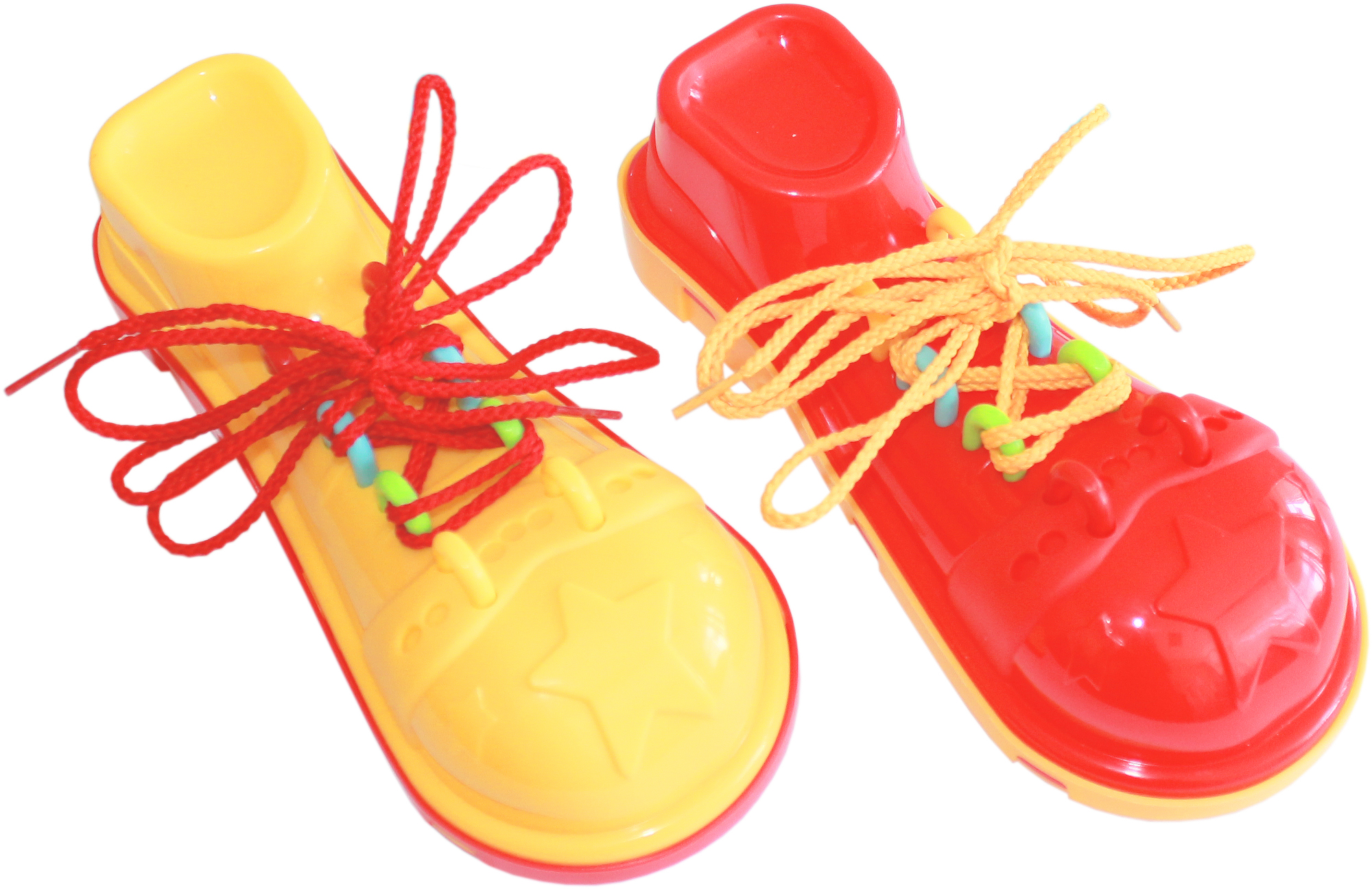 Развивающие игрушки Пластмастер Клоунский ботинок все цены