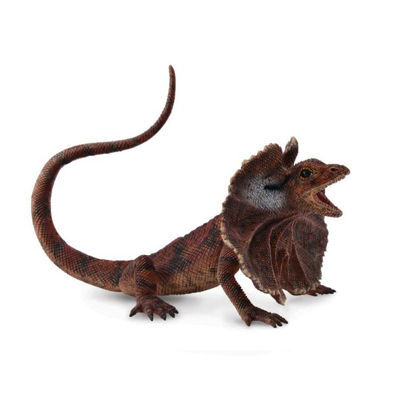 Фигурка Collecta «Плащеносная ящерица L»
