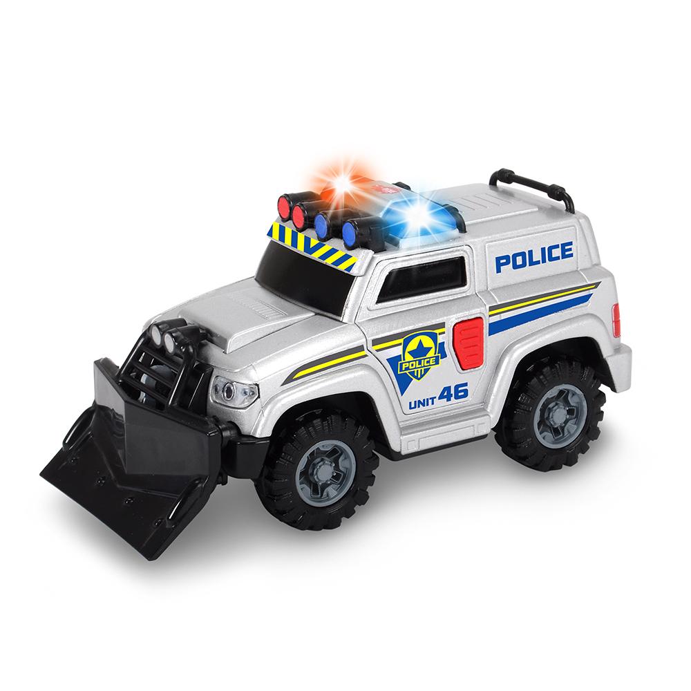DICKIE «Полицейская машина» со светом  звуком 15 см