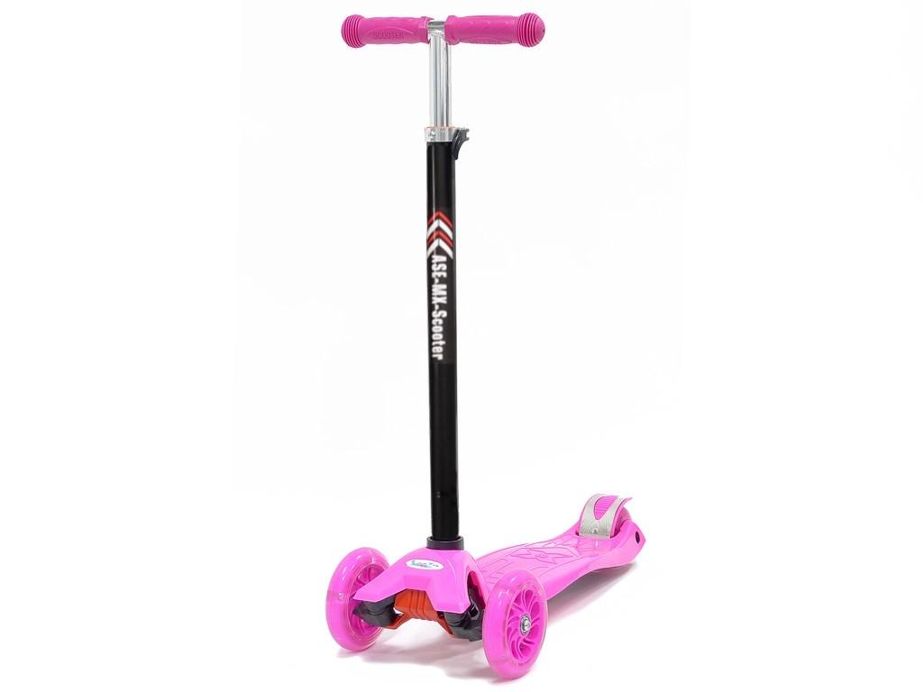Самокаты ASE-SPORT ASE-MX-scooter самокаты ase sport самокат трехколесный ase sport ase kids управление наклоном синий