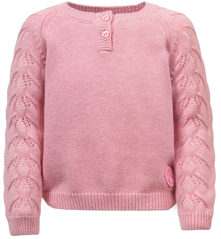 Джемперы Barkito Джемпер для девочки Barkito Олененок, розовый