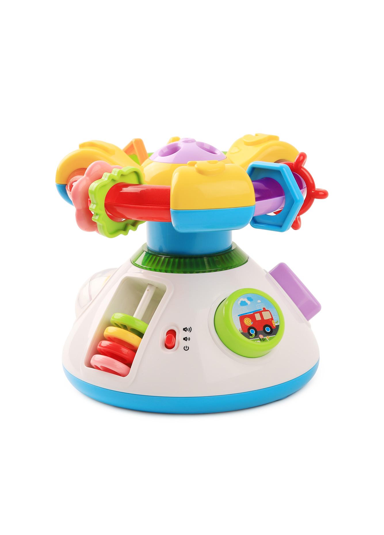 Развивающие игрушки Happy baby Игровой центр Happy Baby «IQ-Base» игровой развивающий центр happy baby iq base 330075