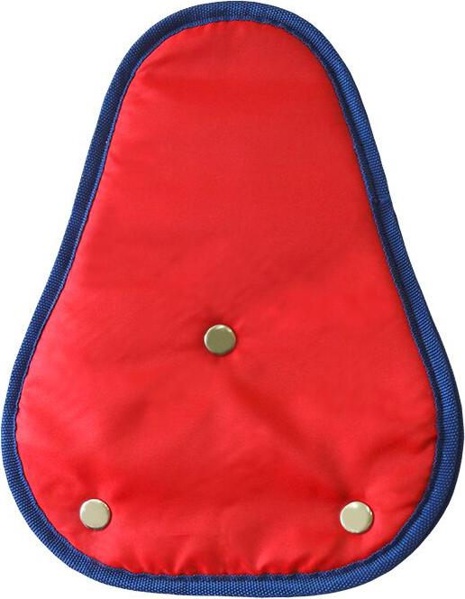 Купить Путешествие с ребенком, Корректор лямок ремня безопасности для детей, Виталфарм, Россия, синий/красный