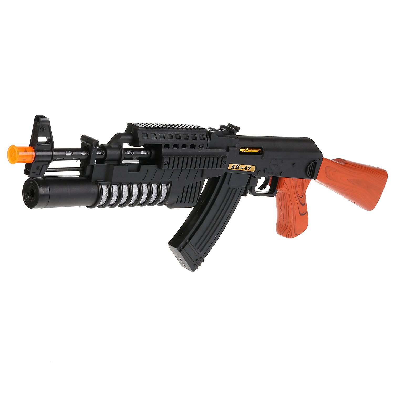 цена Пистолеты и ружья Играем вместе АК-47 259585