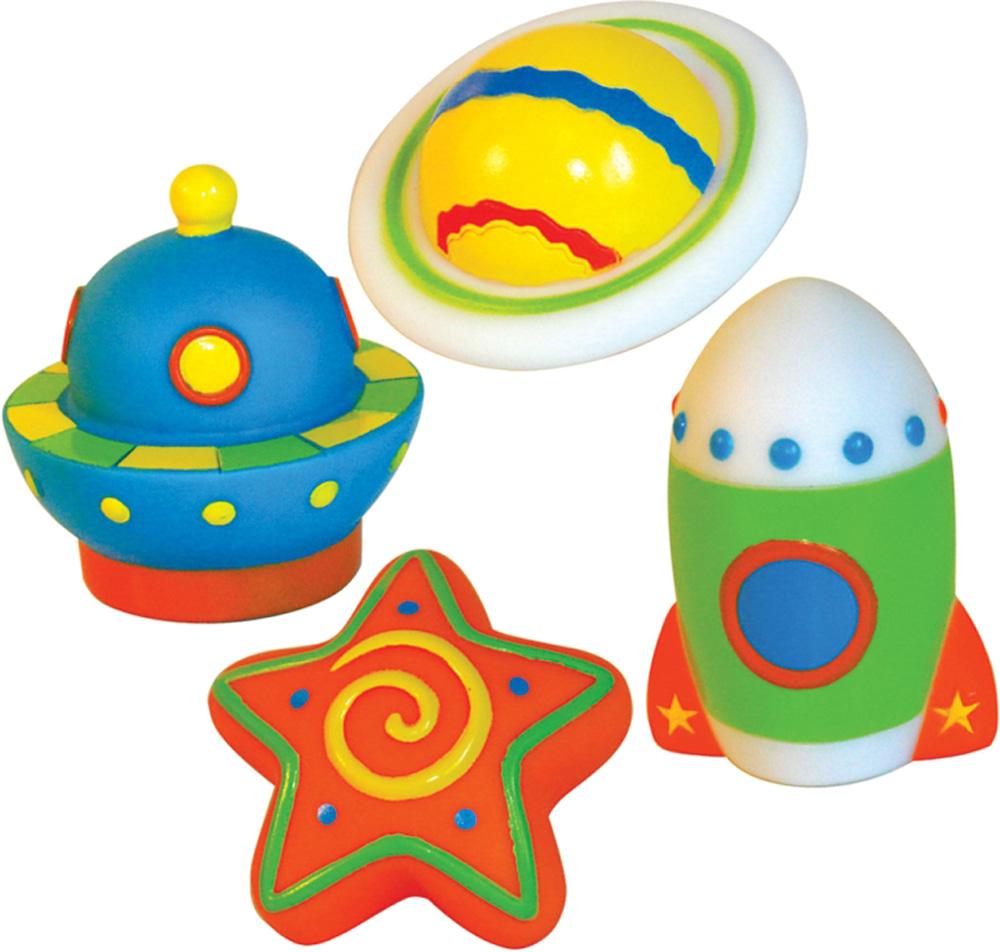 Игрушки для ванны ПОМА Тайны космоса игрушки для ванны пома кубики учим буквы