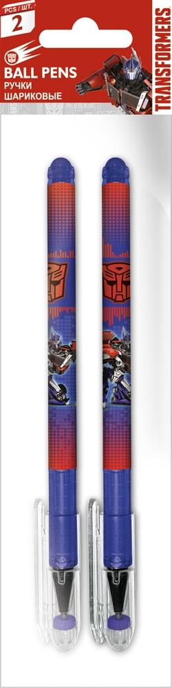 Ручки Transformers Шариковые 2 шт
