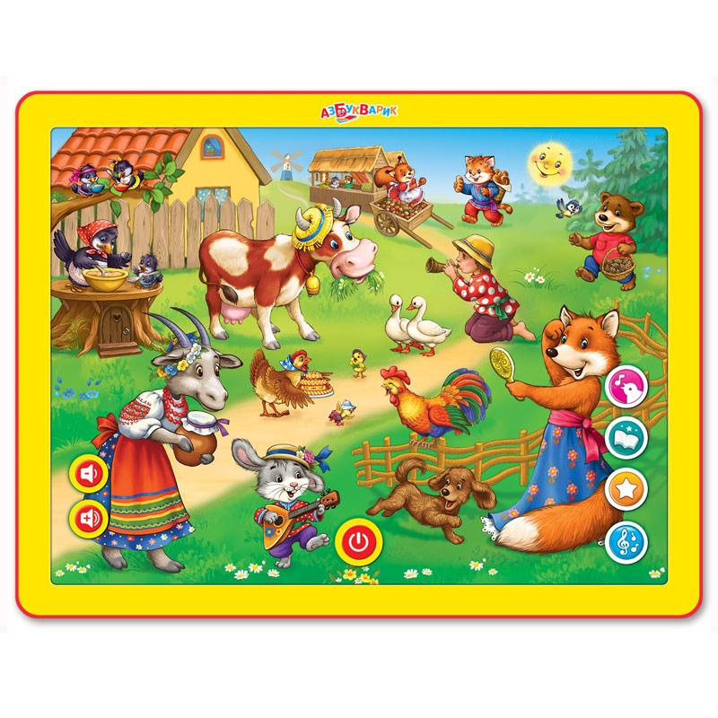 Планшетик Азбукварик Топотушки планшет азбукварик планшетик музыкальная ферма 30014080741