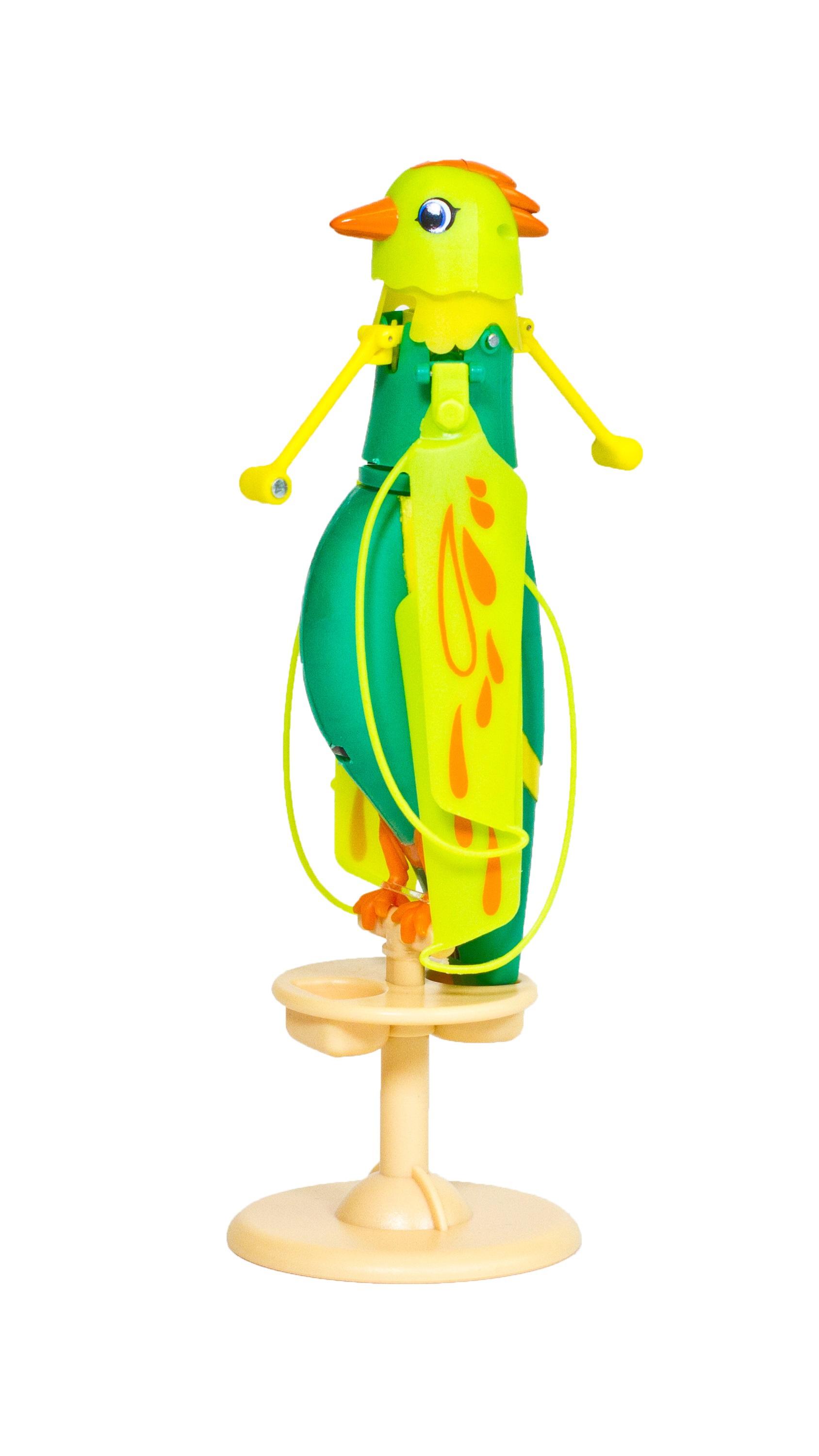 Интерактивная игрушка Zippi Pets Летающая птичка