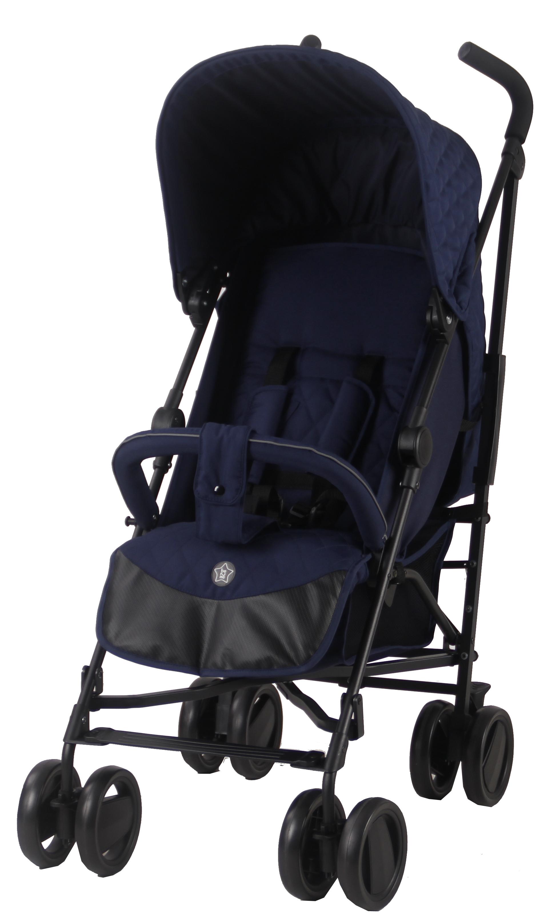 Прогулочная коляска Be2Me Eiand синий