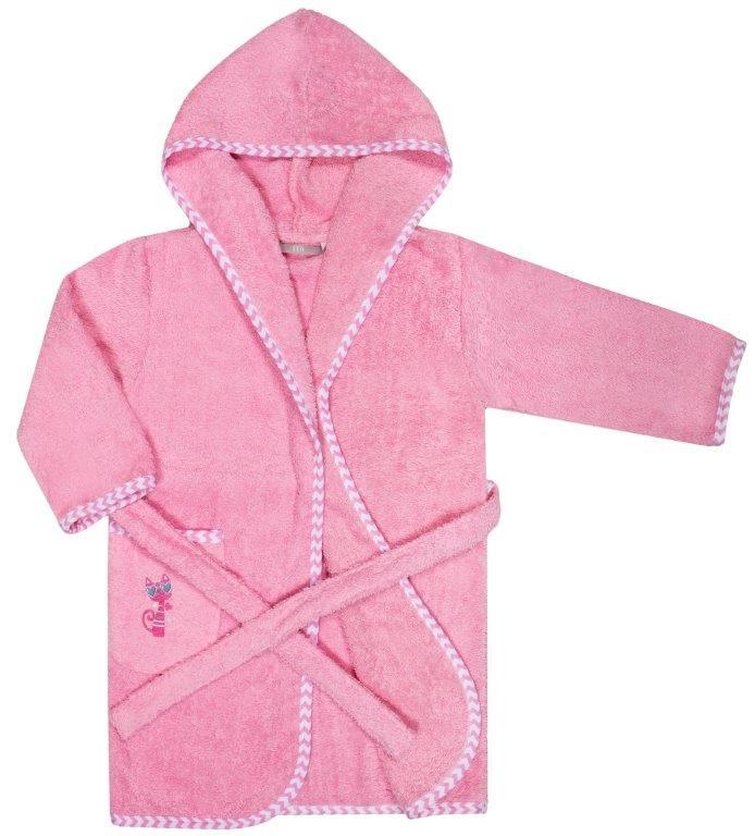 Халаты, S18G3001B(2), Barkito, Россия, pink, Женский  - купить со скидкой