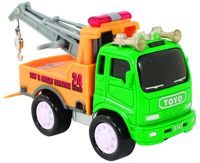 Грузовики и самосвалы Driver эвакуатор конструкторы m wood деревянный mw 505 эвакуатор 224 детали