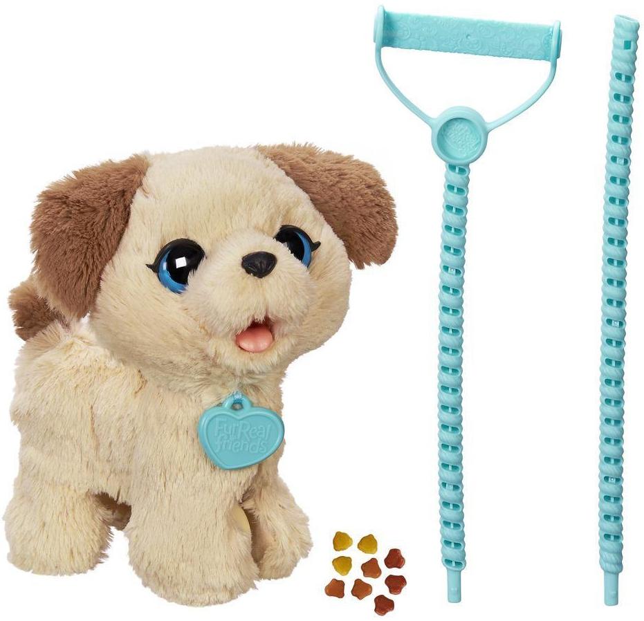 Интерактивные животные Furreal Friends Весёлый щенок Пакс интерактивные игрушки furreal friends милый дракоша