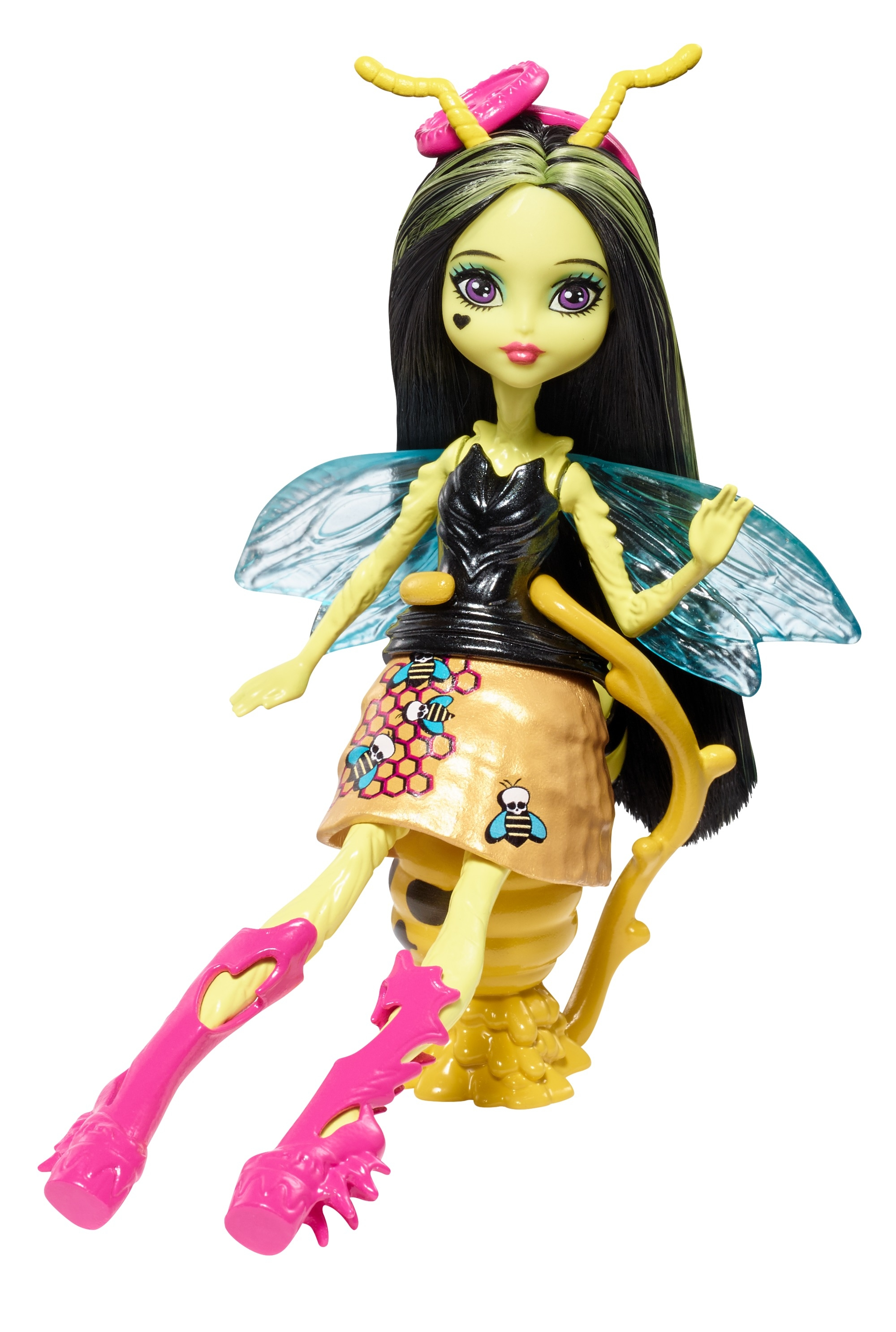 Monster High Monster High Цветочные мини-монстрики с питомцами monster high кукла monster high трансформирующиеся монстрики