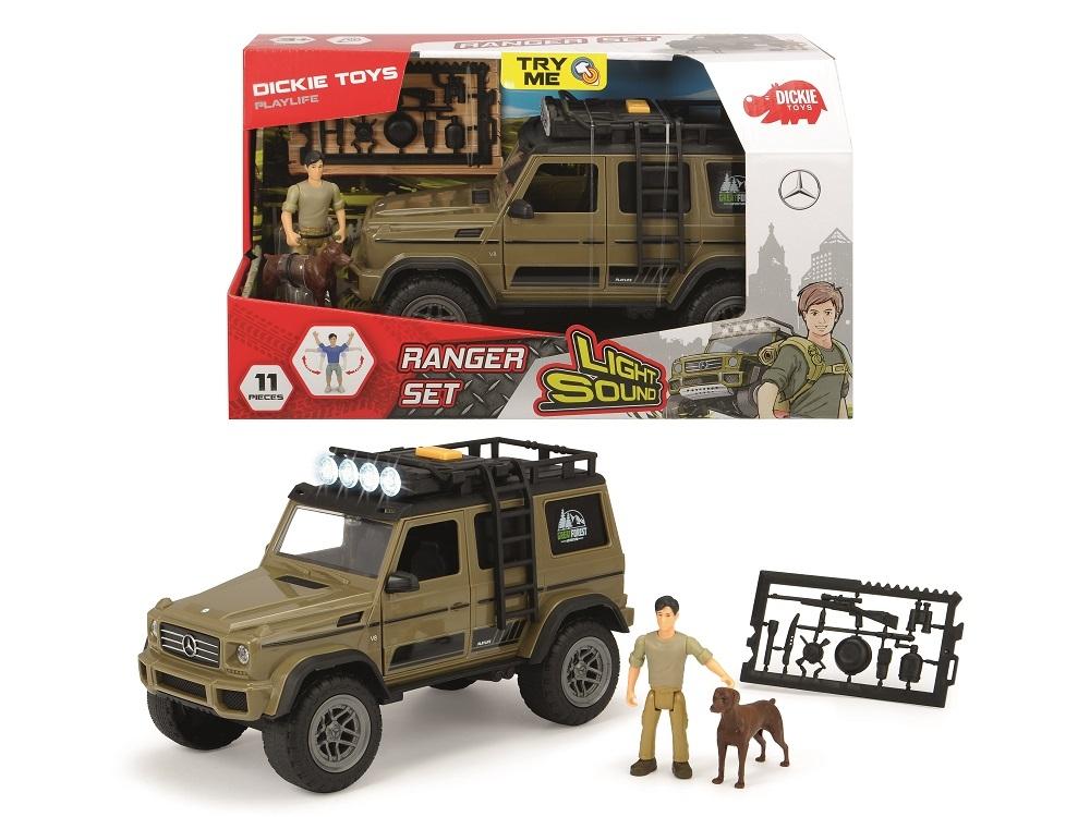 Игровой набор DICKIE PlayLife. Внедорожник 3834002 игрушка dickie toys набор машинок 3745000