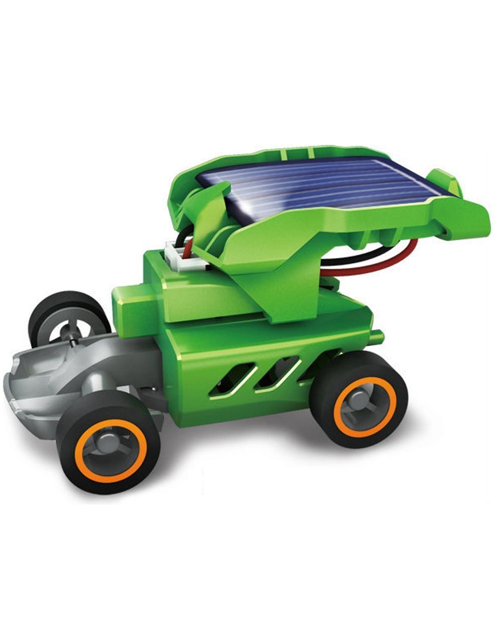 Купить Пластмассовые, Автомобильный парк 7 в 1, ND Play, Китай, зелёный, пластмасса, металл, резина, Мужской
