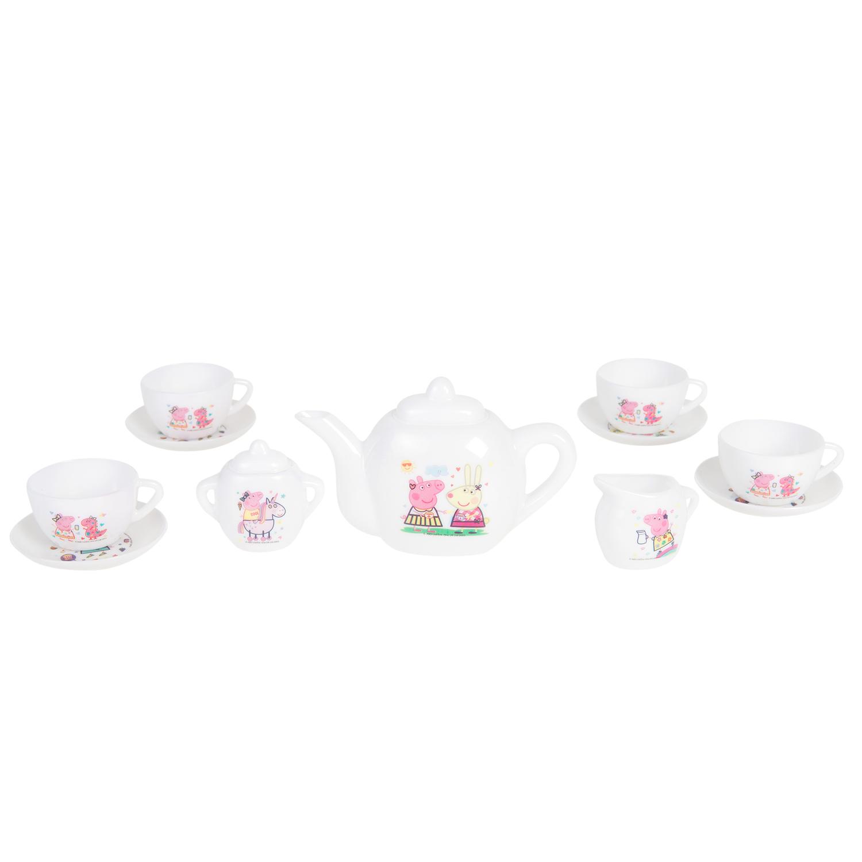 Купить Посуда и наборы продуктов, Чаепитие с Пеппой, Peppa Pig, Китай, white, Женский