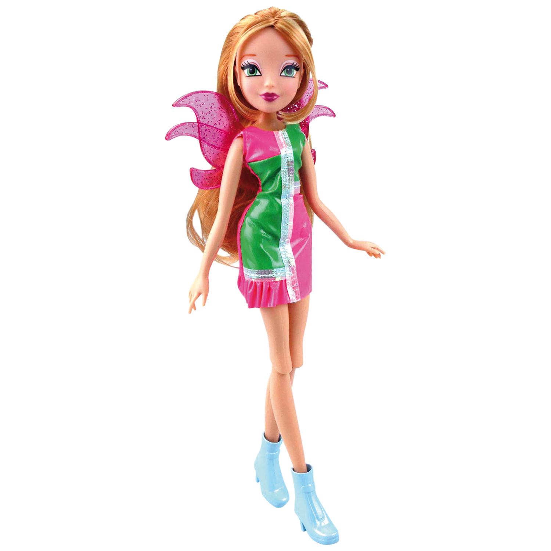Кукла WINX CLUB «Твигги. Флора» 31 см