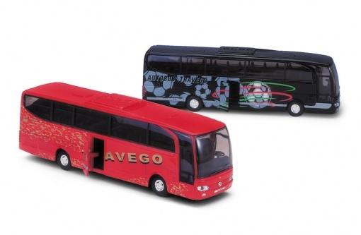 Модель автобуса Welly Mercedes-Benz