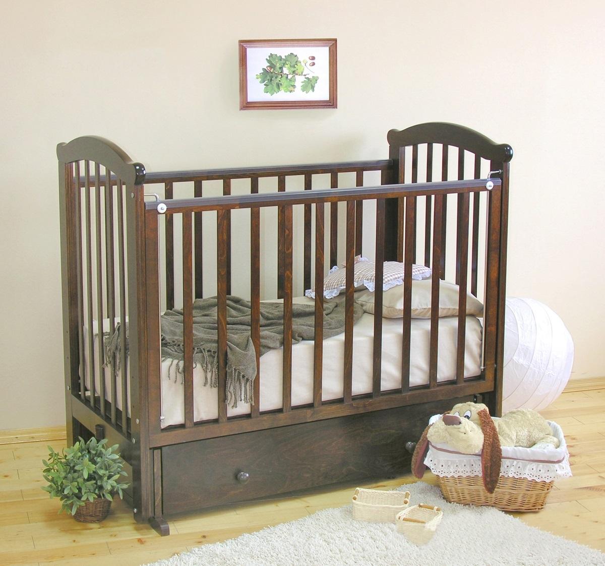 Кроватки детские Можга Ирина С625