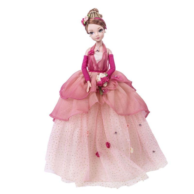 Кукла Sonya Rose Gold collection. Цветочная принцесса sonya rose кукла daily collection в кожаной куртке