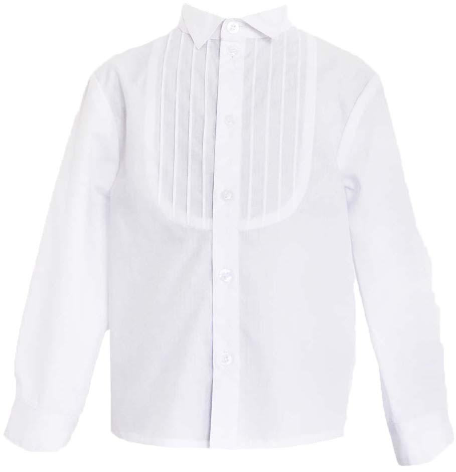Рубашки Смена Сорочка для мальчика Смена, белая сорочка