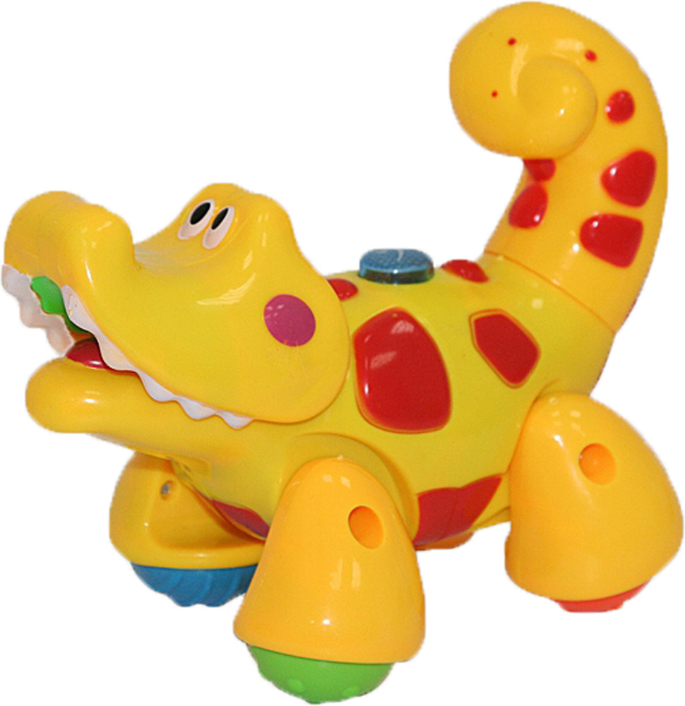 Развивающая игрушка Веселый зоопарк Веселый зоопарк «Крокодил»