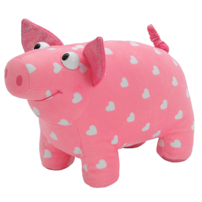 Мягкая игрушка Мульти-Пульти Поросенок Хрю 15 см 268435 недорого
